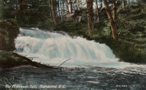 NANAIMO , B.C. , 1900-10s ; The Millstream Falls