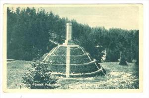Krynica , Poland , PU-1931   Pomnik Pulaskiego