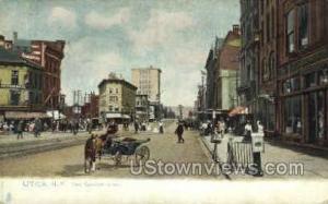 Genesee Street Utica NY Unused