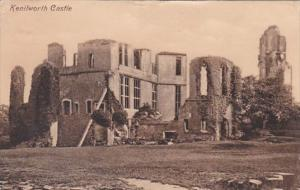 England Kenilworth Castle