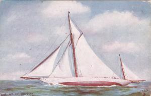 TUCK #9267, 00-10s; Sailing : A Stiff Breeze
