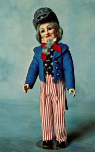 Uncle Sam Doll - Reproduction