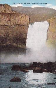 Falls Of The Palouse Washington