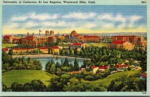 California Westwood Hills University Of California At Los Angeles