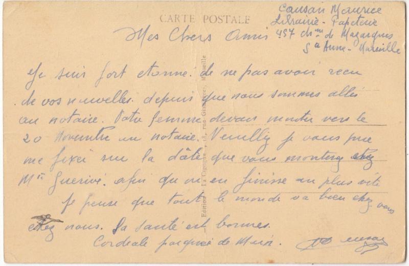 France, MARSEILLE, Le Fort St-Jean, used Postcard