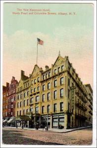 New Kenmore Hotel, Albany NY