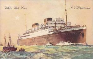 White Star Line, M.V. Britannic, 10-20s