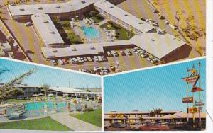 California Lancaster Caravan Inn Garden Hotel