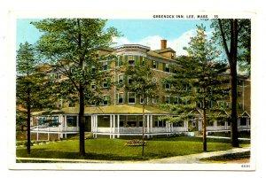 MA - Lee. Greenock Inn