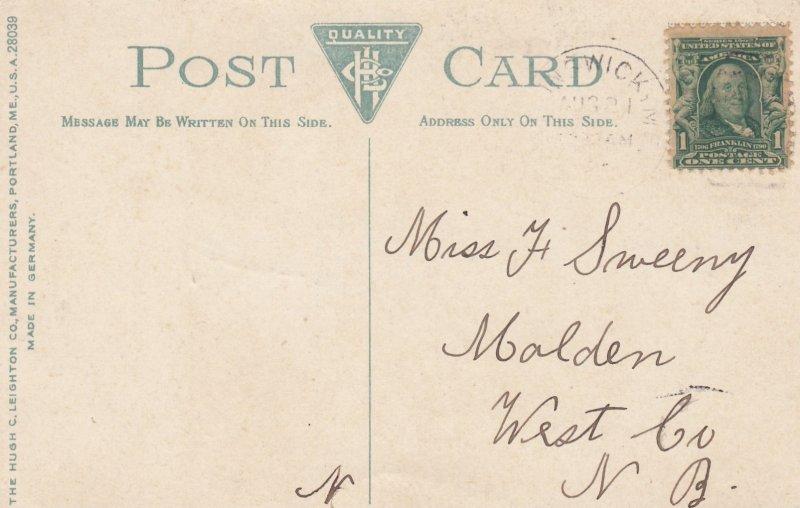 NORTH HARPSWELL , Main , 00-10s ; A Native