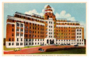 6702 N.B.  Saint John General Public Hospital