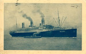 United American Lines - SS Reliance