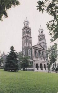 Exterior,  Cathedrale,  Quebec,  Canada,  PU_1992