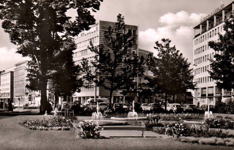 Kaiser Wilhelm Ring,Colgne,Germany BIN