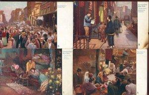 pc11633 postcard New York City Tuck's SEVEN not postally used