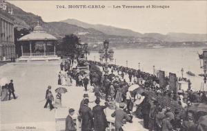 Monaco Monte Carlo Les Terrasses et Kiosque