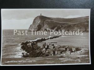 c1920's RP - Bradda Head, Port Erin, I.O.M.