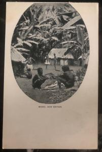 Mint Papua New Guinea Real Picture Postcard RPPC Mioko Natives