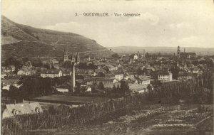 CPA AK GUEBWILLER - Vue générale (170704)