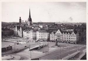 RP, General View, Store Fronts, STOCKHOLM, Sweden, 1930-1950s