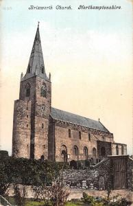 BR101358 brixworth church northamptonshire  uk