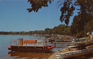 Lake Shore Lake Minnewaska Glenwood,  MN