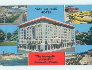 Linen HOTEL SCENE Pensacola Florida FL B4317