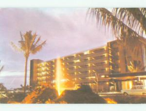 Pre-1980 KAANAPALI HOTEL Maui Hawaii HI HQ0764