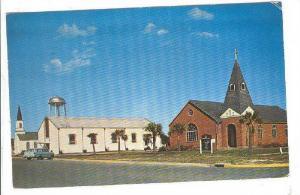 First Methodist Church, Saint Mary's School, First Baptist Church, Fort Walto...