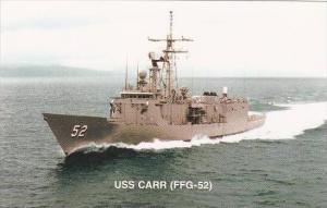 U S S CARR FFG-52