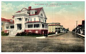 17808 NJ Wildwood  Glenwood Ave  north of Atlantic  Avenue