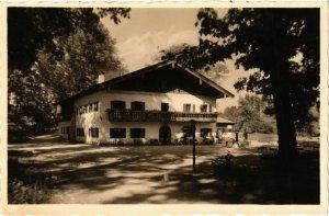 CPA AK Bad Reichenhall- Gaststatte Klosterhof GERMANY (905901)