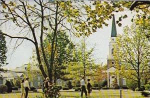 Tennessee Jackson Lambuth College