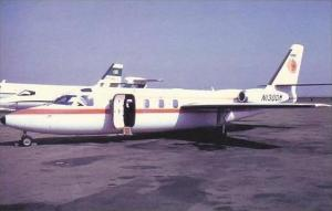 NATIONAL AIRLINES COMMANDER 1121