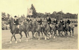 Horse Sport - Horse Riders Real Photo 03.00