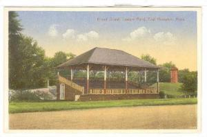 The Grand Stand,Sawyer Field,East Hampton, Massachusetts,00-10s