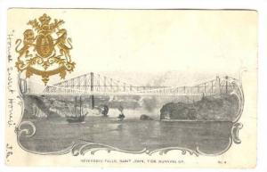 Reversing Falls, St John , New Brunswick, Canada , 00-10s