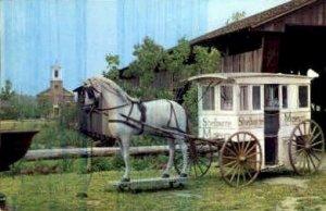 Milk Wagon - Shelburne, Vermont