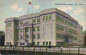 Classical High School, LYNN, Massachusetts, 00-10s