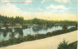 United States ? Lake in Seneca Park, Rochester, N.Y.1912 ...