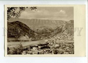 263099 ALBANIA BERAT view old Albturist postcard