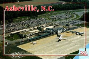 North Carolina Asheville Regional Airport 1994