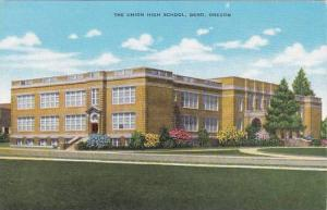 Oregon Bend The Union High School