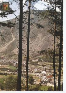 Postal 048650 : Valls dAndorra. Andorra la Vella. Vista parcial
