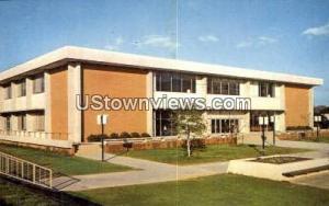 University Union, Shaw University Raleigh NC Unused