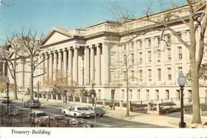 Treasury Building - Washington D.C.