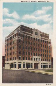 Medical Arts Building , PETERSBURG , Virginia , 1910-20s