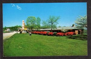 VIRGINIA VA KING GEORGE Hillcrest Restaurant & Motel PC