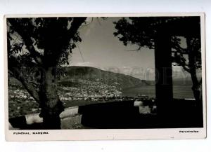 192353 PORTUGAL MADEIRA FUNCHAL Vintage photo postcard