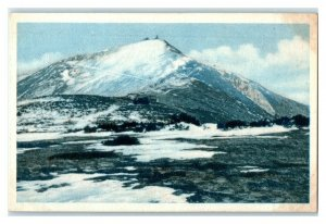 Schneekoppe, German Mountains, Echte Wagner Trade Card *VT31V